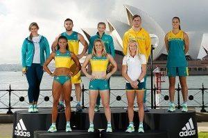 澳洲裡約奧運會參賽服揭曉