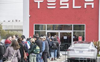特斯拉Model 3横空出世 震撼汽车业