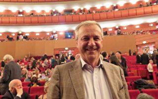 意大利QVC電視台副總裁:神韻演出非常好