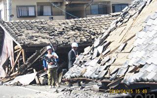 【熊本】震后1个月 住房问题最紧迫