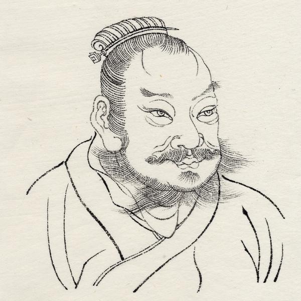 楚霸王項羽。(大紀元製圖)