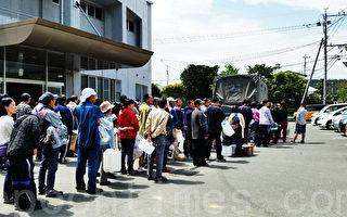 中国人在熊本:地震其实没害怕