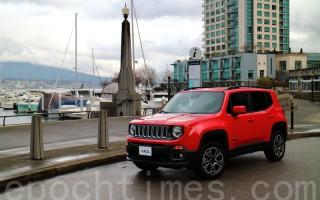 車評:如何叛變 2016 Jeep Renegade
