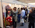 為了吸引國際穆斯林觀光客訪問台灣,中華民國交通部 觀光局與駐土耳其代表處共同合作,參加於當地時間21-24日在土國首都安卡拉舉行的大型旅遊展。(駐土耳其代表處提供)(中央社)