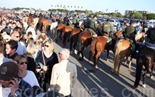 川普橙縣集會 8000人到場支持