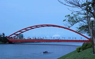 在宜兰慢慢走 细细品味桥梁之美