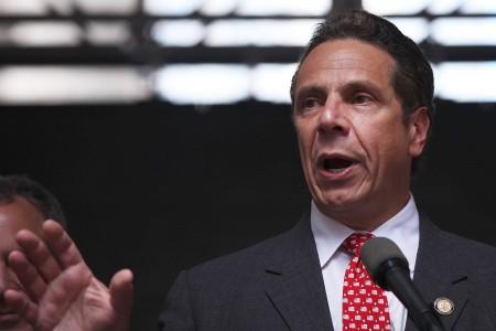 纽约州长库默。(Getty Images)