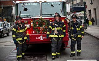 北卡州休班消防員餐館吃飯 無意中救了30人