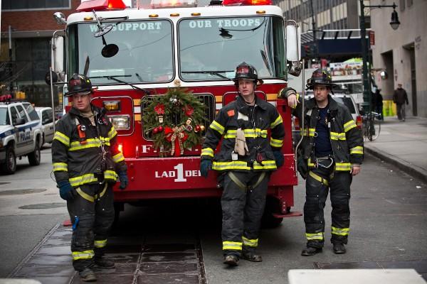 北卡州休班消防员餐馆吃饭 无意中救了30人