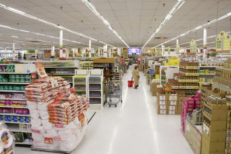 安薩爾國際超市 各國美食樂採購
