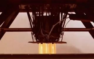 朝鮮宣佈日前進行了新型洲際彈道火箭發動機的地上點火試驗(視頻截圖)