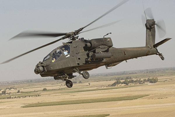 力剿IS  美增兵、派阿帕奇赴伊拉克
