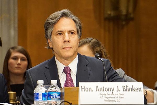 美副国务卿参议院作证 聚焦人权与南海