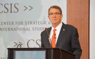 美防长:美军计划架构改革 减少高级将领