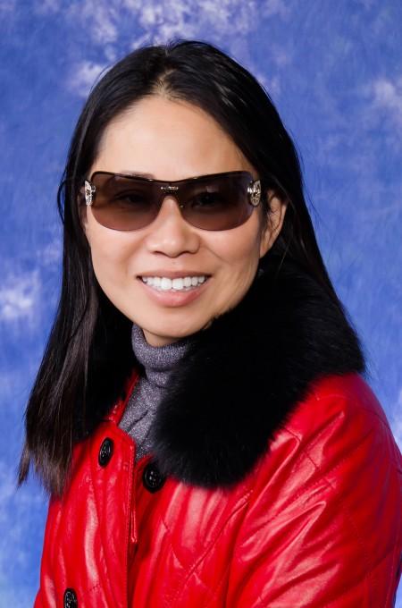 費城大學城投資專家田冬蕾(Grace Tian)女士(圖由本人提供)