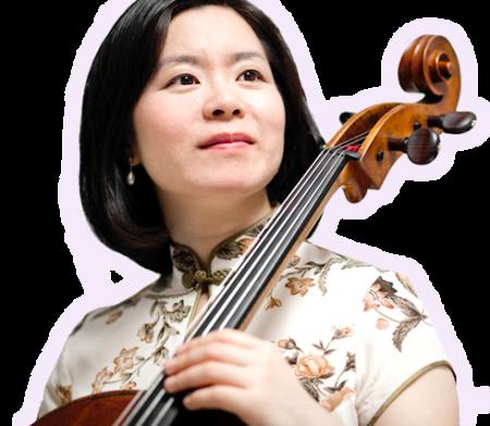大提琴家倪海叶(Hai-Ye Ni)。(倪海叶官网)