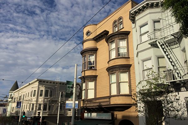 舊金山房主難租 租客難住
