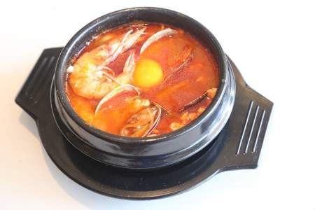豆腐煲。(謝凌/大紀元)