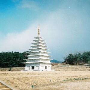 百濟彌勒寺(公共領域)