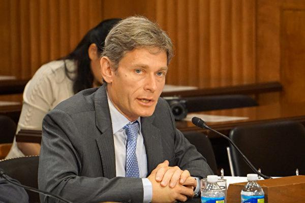 美国务院人权助卿参院作证  谈中国人权