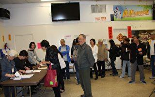 紐約州65選區選情熱烈  孔廈票倉破記錄