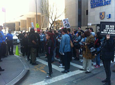 黑人抗议团体