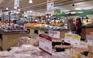 新鲜蔬果有利健康,但是食品价格疯涨,蔬果尤甚,令不少人不得不转而求其次。(大纪元图片)