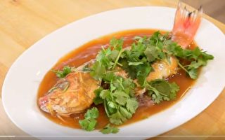 【美食天堂】传奇西湖醋鱼的做法