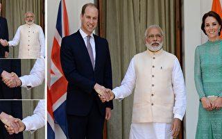 """从印度总理的""""铁掌""""看握手的礼仪"""