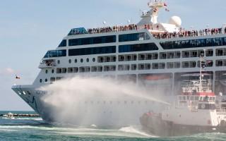 時隔半世紀 美國郵輪首次重啟古巴之旅