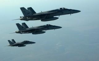 美军空袭伊拉克重镇 炸死IS指挥官