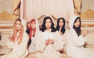 「Red Velvet」曝光度高 團員各自活躍
