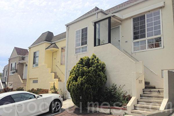 旧金山湾区房屋销售失动力 房价略升