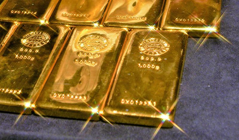 預測投資典範轉移 美對沖基金大亨看漲黃金