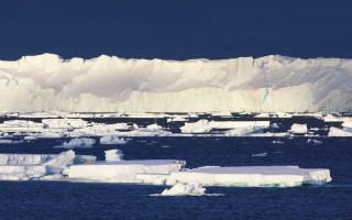 东南极洲冰河消融 海面上升新威胁