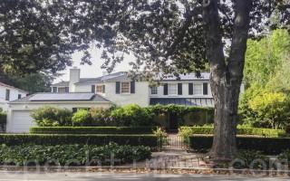 加州硅谷房屋中位价首次达到100万美元