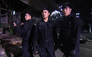 林佑威黃騰浩簡宏霖新劇預告 三人擺酷比帥