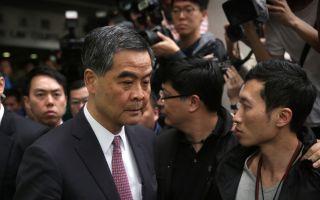澳企UGL將撤離香港 曾提供梁振英巨額資金