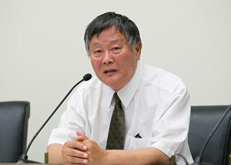 中國著名異見人士、中國民主運動海外聯席會議主席魏京生。(李莎/大紀元)
