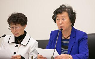 女会计师美国国会揭黑龙江警察迫害法轮功