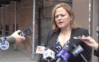 今年最大遣返行动在即 纽约市议长抗议