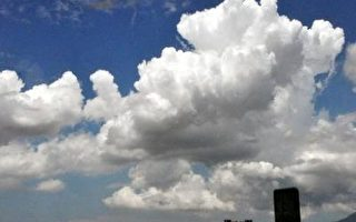 台各地午後雷陣雨機率增 7月下旬颱風生成可能性高