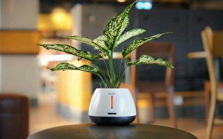 以植物盆栽促进人类沟通 交大团队获设计奖