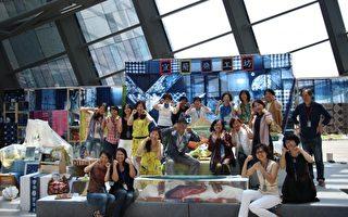 宜蘭染工坊 參訪韓國 培力種子47名
