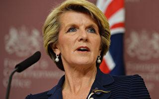 """澳洲外长为移民部长""""难民文盲论""""辩解"""