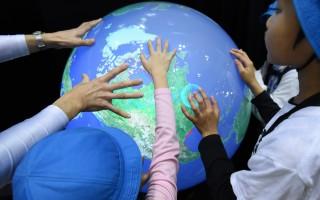 全球暖化演變過程 15秒動畫一目了然