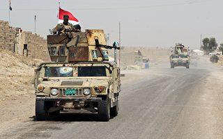 收復在即 伊拉克部隊挺進IS占領重鎮費盧杰