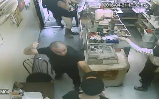 西裔袭击中餐馆老板案 纽约检方或控重罪