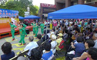 慶亞裔傳統月 孔子大廈歌舞婀娜
