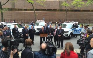 NYPD拟推出60辆超强防弹警车